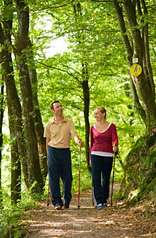 Nordic Walking in Oberharmersbach