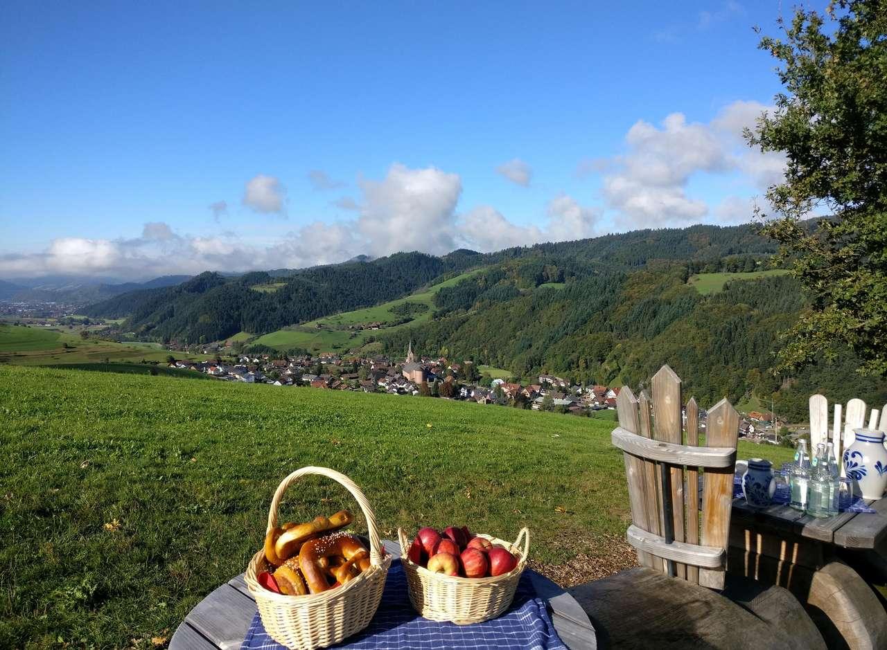 Apfel-Most-Wochen auf dem Harmersbacher Vesperweg